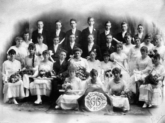 Patchogue High School Class of 1915