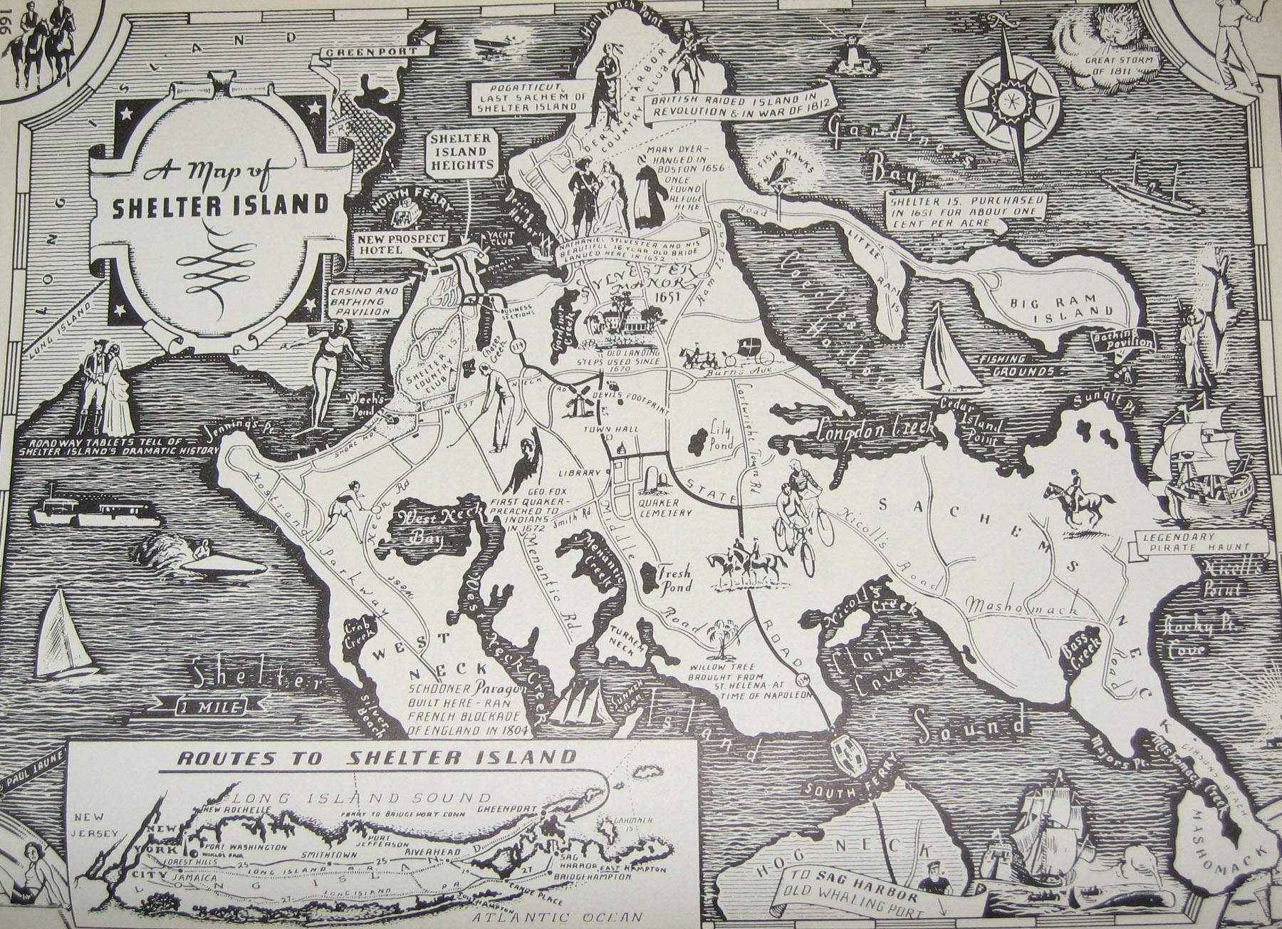 Long Island Genealogy