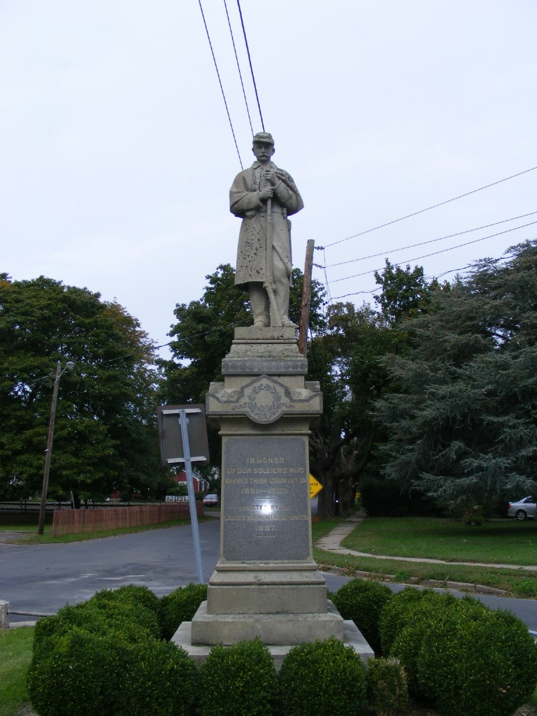 Southold Civil War Monument